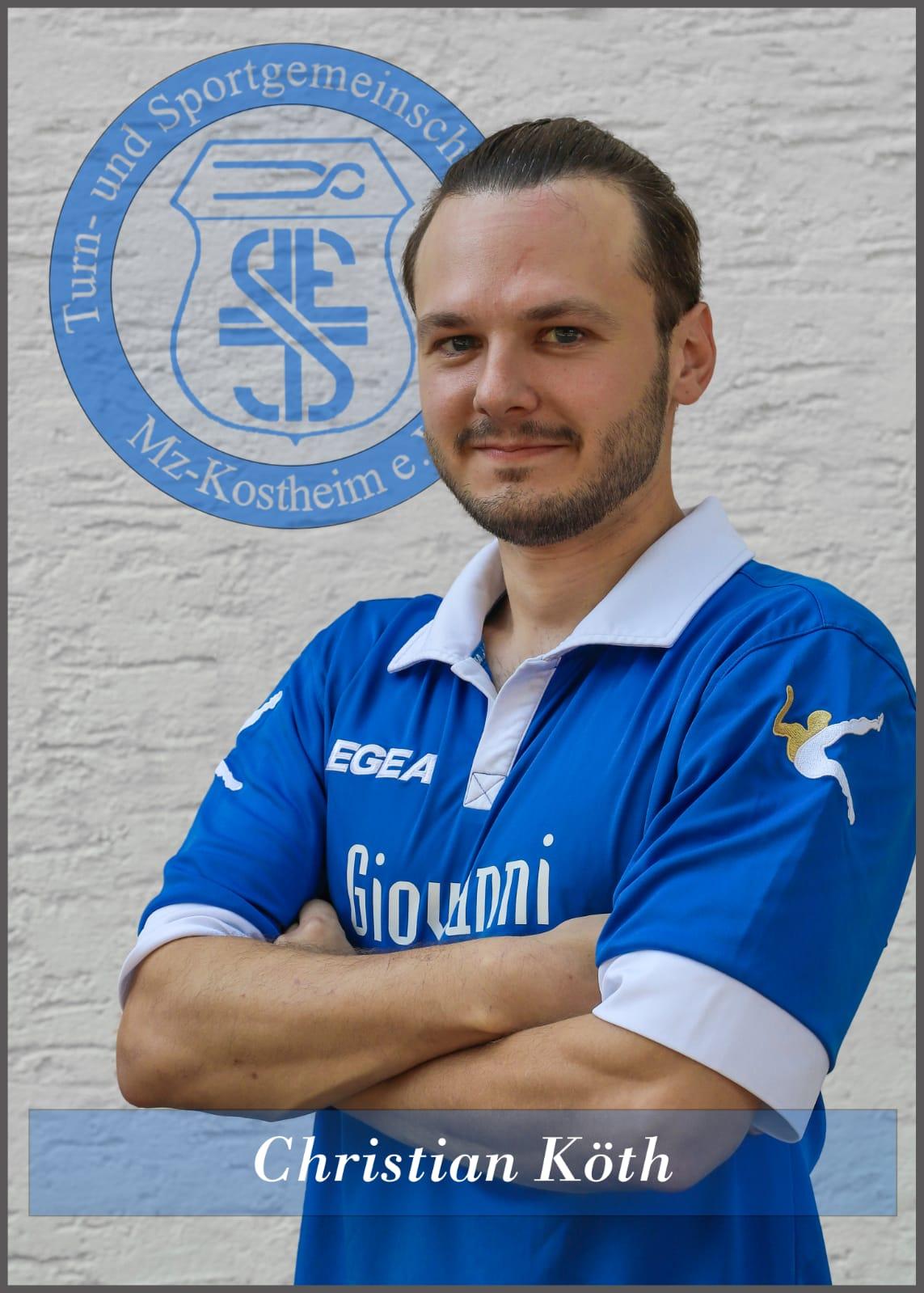 Christian Köth